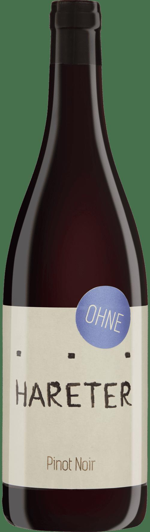Pinot Noir ohne - Weingut Hareter Thomas