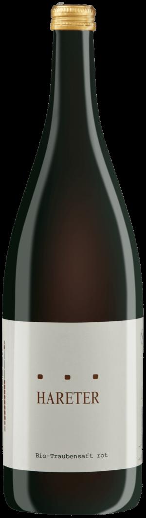 Bio-Traubensaft rot - Weingut Hareter Thomas