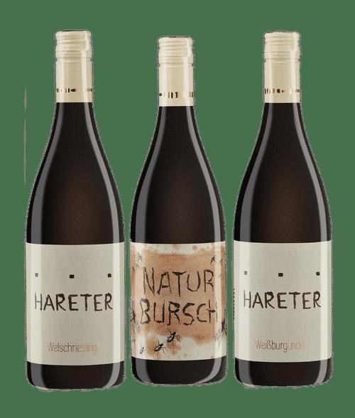 histamingeprüfter Wein-Probierpaket kaufen-Hareter