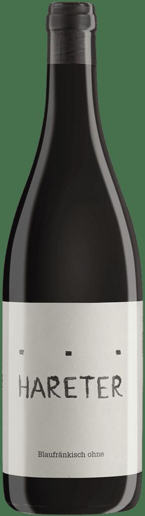 Blaufränkisch ohne - Naturwein vom Weingut Hareter Thomas