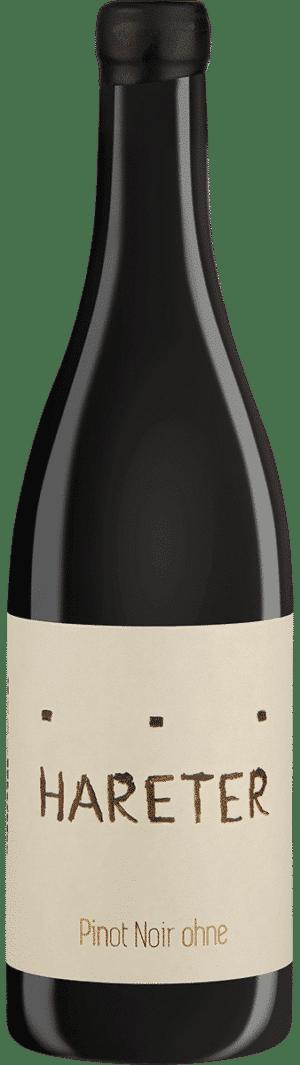 Pinot Noir ohne - Naturwein vom Weingut Hareter Thomas