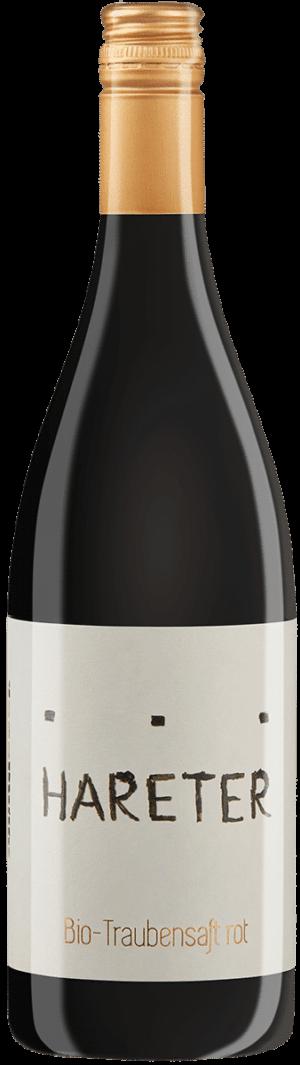 Veganer Bio-Trauben-Saft Premium vom Weingut Hareter Thomas