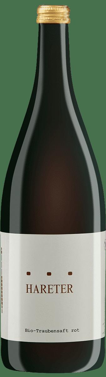 Veganer Bio-Trauben-Saft vom Weingut Hareter Thomas