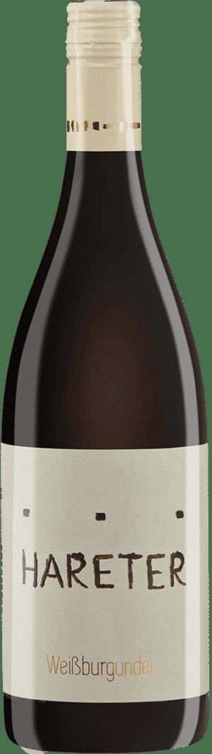 Weißburgunder - histamingeprüfter Bio-Wein vom Weingut Hareter Thomas