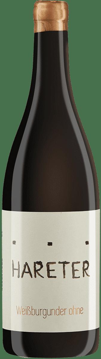 Weißburgunder ohne - Naturwein vom Weingut Hareter Thomas