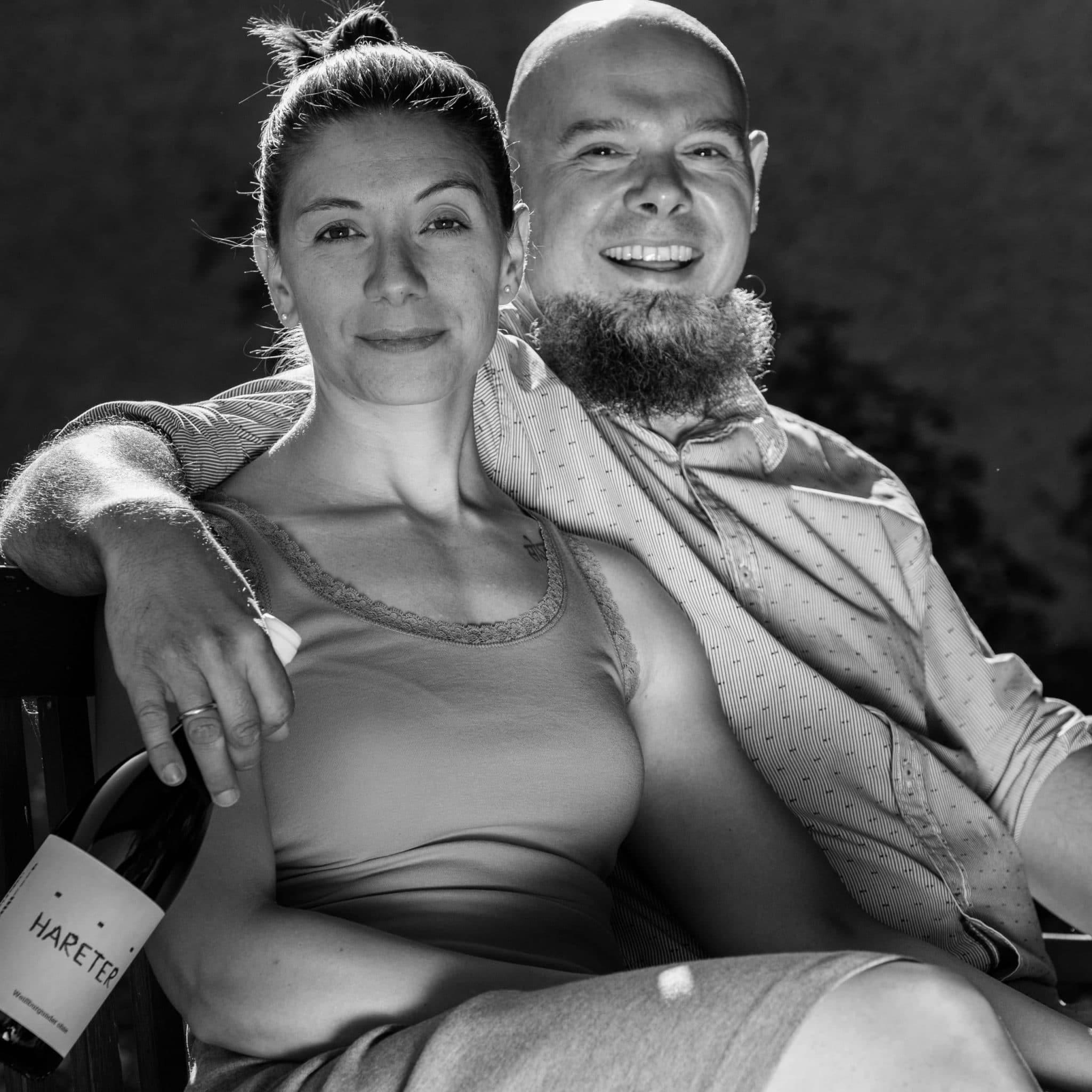 Thomas und Claudia Hareter