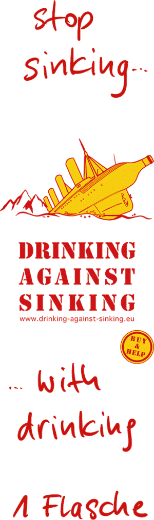 drinking against sinking - Hareter Thomas - Naturwein