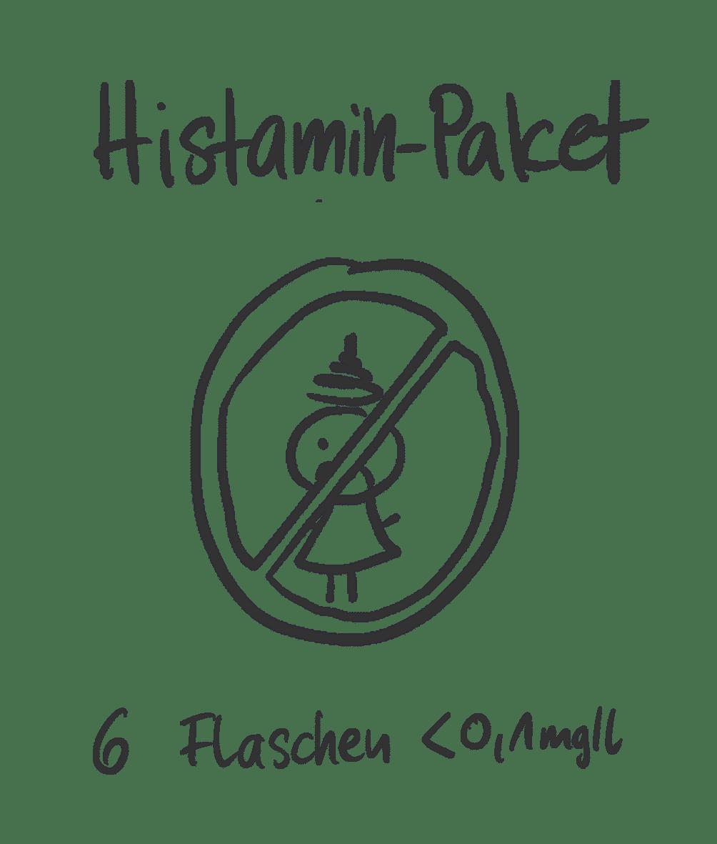 Ein histamingeprüfter Bio-Wein - Probierpaket vom Weingut Hareter Thomas in Österreich.