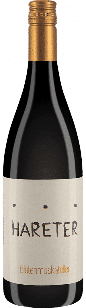 Blütenmuskateller - histamingeprüfter Bio-Wein vom Weingut Hareter Thomas
