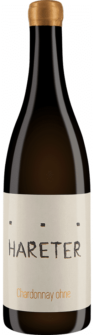 Chardonnay ohne - Naturwein vom Weingut Hareter Thomas