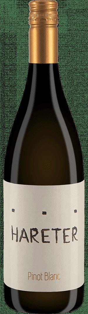 Pinot Blanc - histamingeprüfter Bio-Wein vom Weingut Hareter Thomas